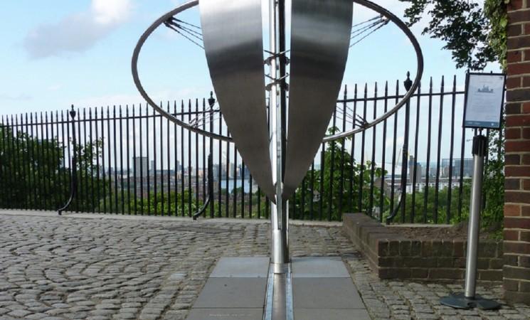 Restart Diaspora. Meridianul 0. Greenwich Park, Londra