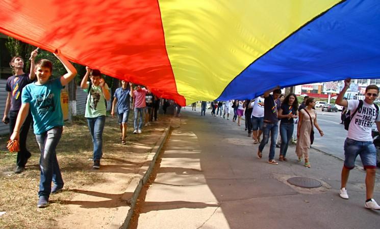 Românii din străinătate trebuie să susțină proiectul de unire a Moldovei cu România