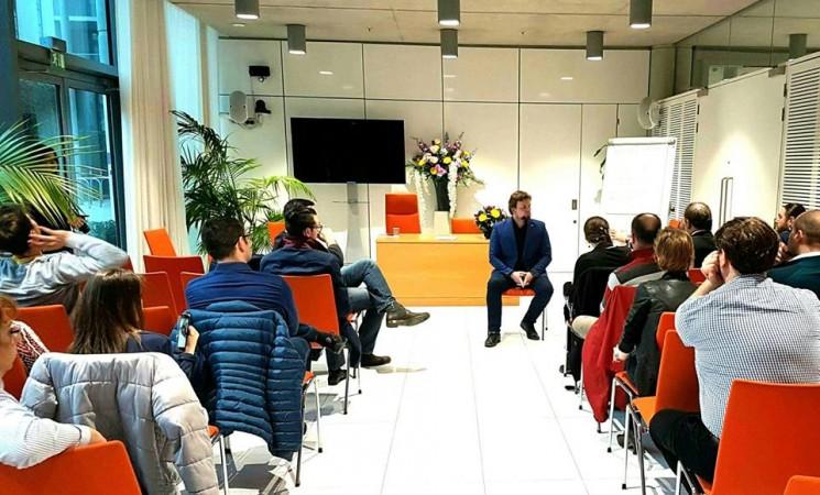 Deputatul USR de diaspora organizează primul atelier legislativ din UK