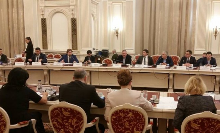 Deputatul Daniel Popescu a participat la dezbaterea proiectului de buget pe anul 2018 al Ministerului pentru Românii de Pretutindeni