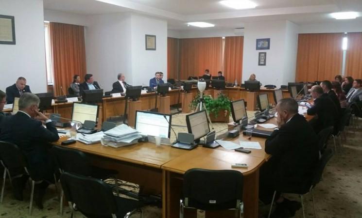 Deputatul USR Daniel Popescu și-a susținut amendamentele depuse la proiectul de lege pentru modificarea și completarea Legii 321/2006