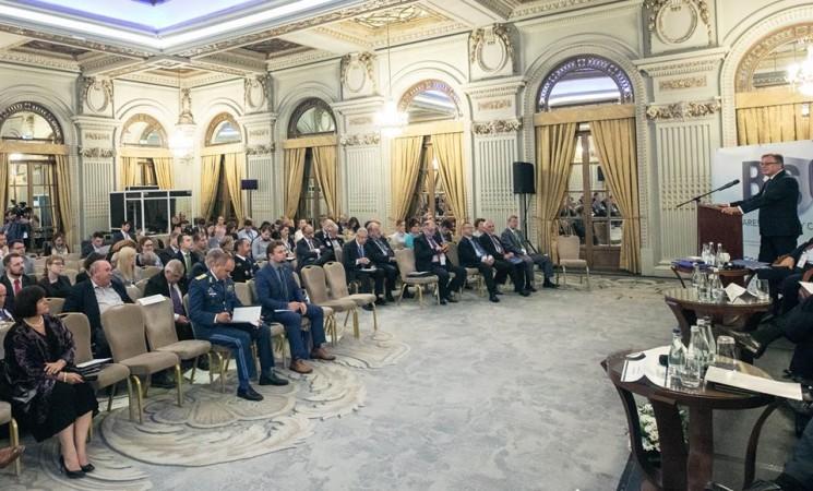 Deputatul Daniel Popescu a participat la Bucharest Security Conference