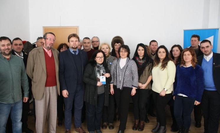 Deschidem un nou birou parlamentar la Câmpulung Moldovenesc