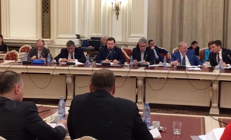 Deputatul USR de diaspora Daniel Popescu a participat la audierea a trei propuneri de Ambasadori