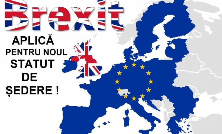 BREXIT! Home Office a lansat oficial Ghidul de îndrumare și Sistemul de înregistrare a cetățenilor din UE care solicită noul statut de ședere în UK