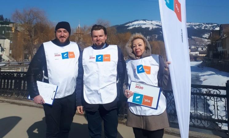 Unele municipalități din județul Suceava restrâng flagrant dreptul Alianței 2020 USR PLUS de a strânge semnături pentru europarlamentarele din 26 mai