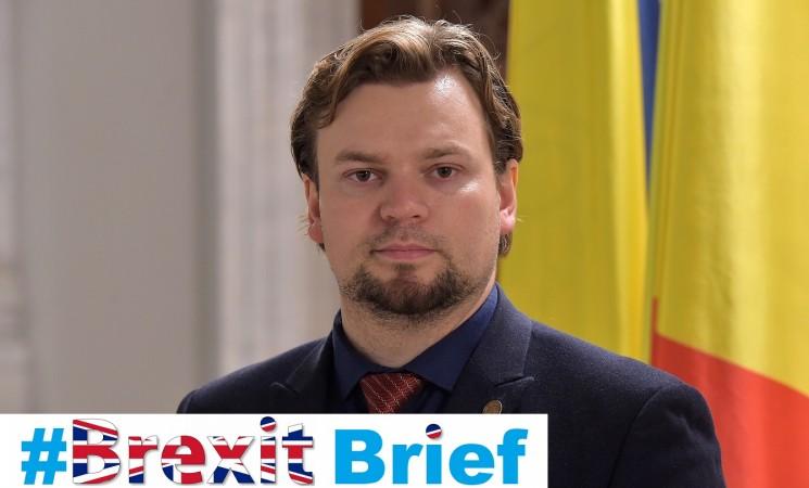 Brexit: un divorț complicat. Deputatul Daniel Popescu îndeamnă românii din UK să aplice pentru obținerea noului tip de rezidență.