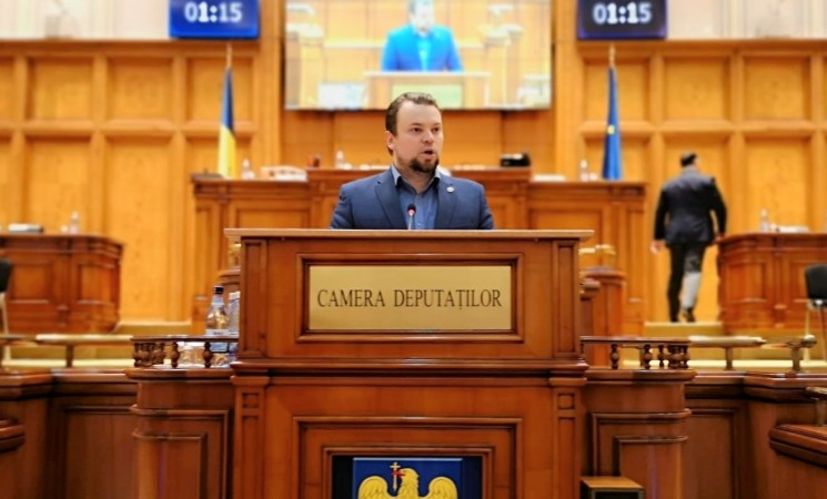 Deputatul USR Daniel Popescu readuce în atenția Parlamentului și a opiniei publice proiectul absurd al gropii de gunoi din pasul bucovinean Mestecăniș