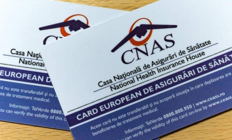 La patru luni de la solicitare, CNAS încă nu a implementat procedura complementară de solicitare online a Cardului european de sănătate!