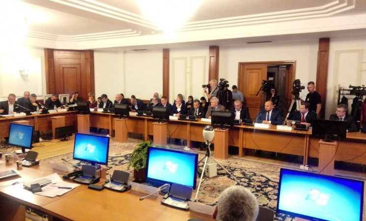 Audierea ministrului propus pentru Ministerul Agriculturii și Dezvoltării Rurale, domnul Adrian Oros